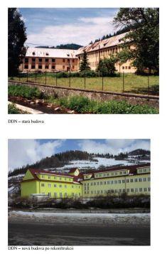 Budova DDN