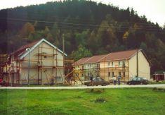 Výstavba nájomných domov