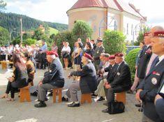 Slávnostné odhalenie pamätnej tabule rodáka Radoslava Mulíka