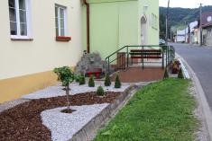 Domov Nálepkovo - skrášlenie okolia 2021