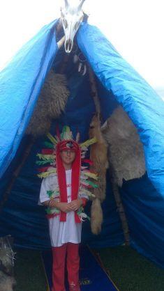 Indianský tabor