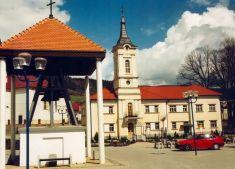 Budova OcÚ azvonica